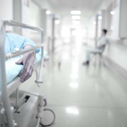 Dertig weken zwanger en weer in het ziekenhuis