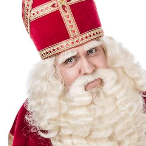 Ook Sinterklaas draagt soms lenzen