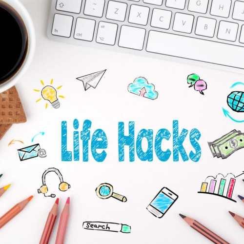 Mama's Lifehacks, vijf handige tips