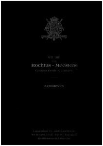 Meesters-Rochtus notaris