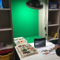Stopmotion filmpjes maken met een green screen