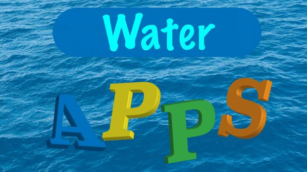 App thema Water-01