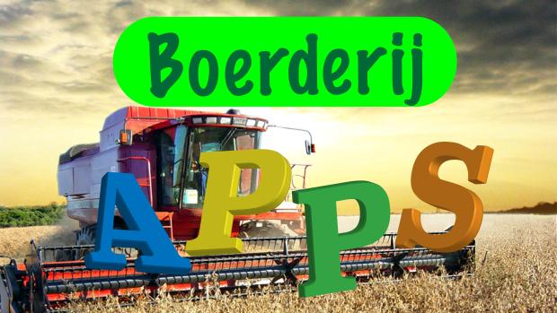 apps thema boerderij