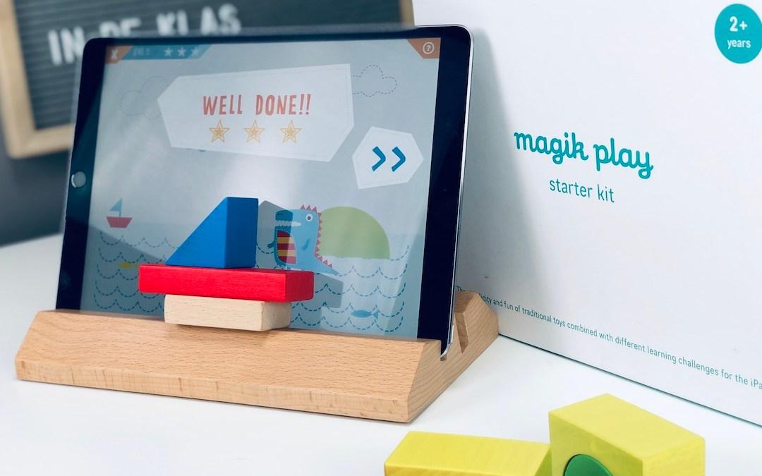 Blokken bouwen voor de iPad – Magik Play starter kit