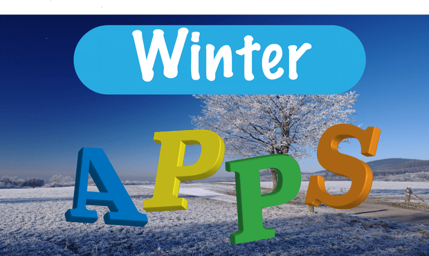 Apps thema winter