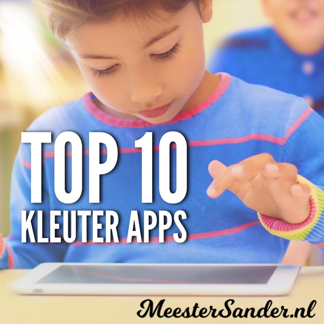 Top 10 Beste Kleuter Apps Voor Ipad Tablets Digiborden En