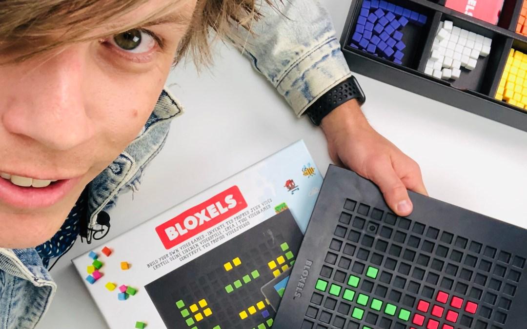 Review Bloxels: Ontwerp je eigen games met deze stoere kralenplank