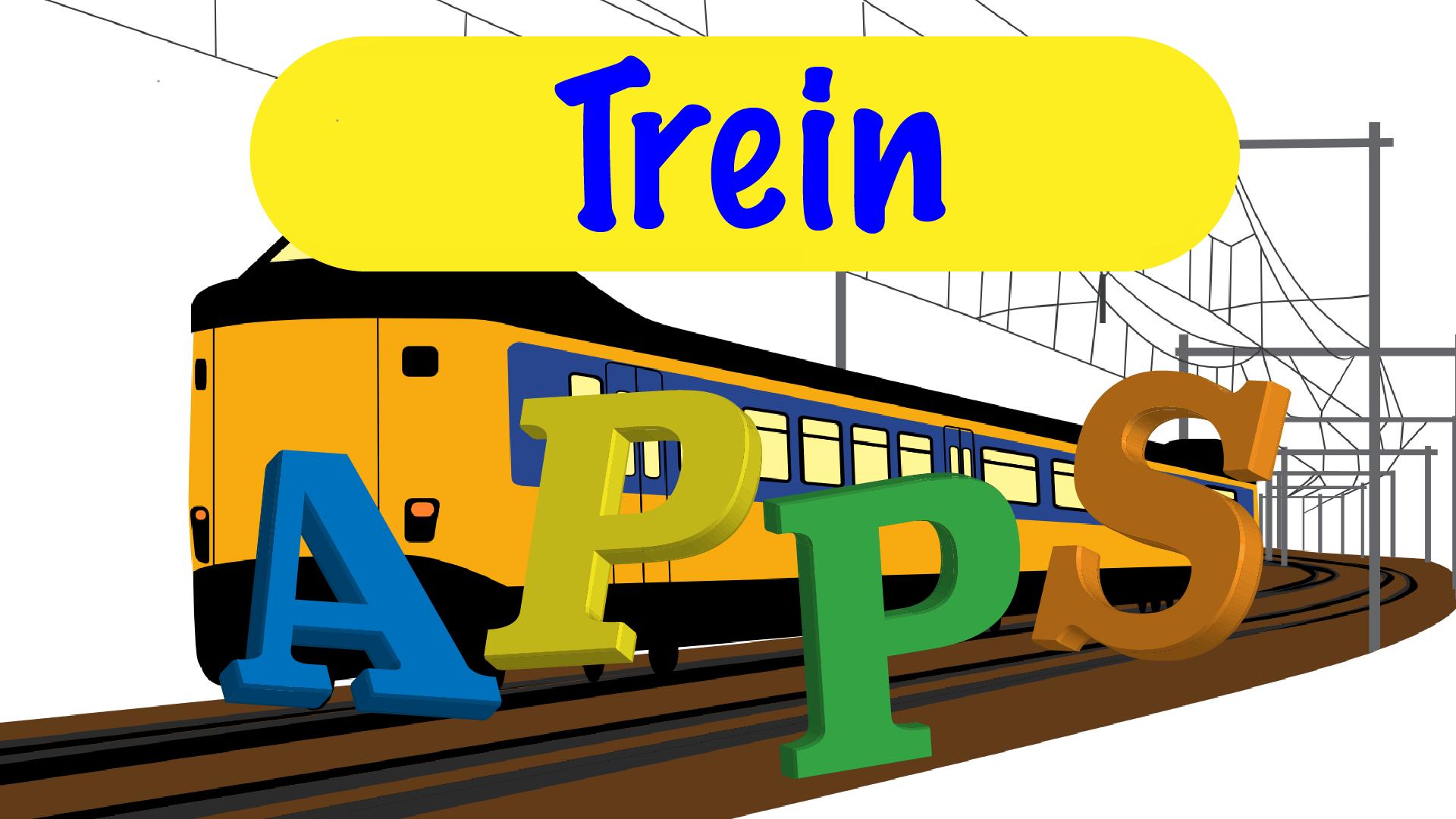 apps thema treinen