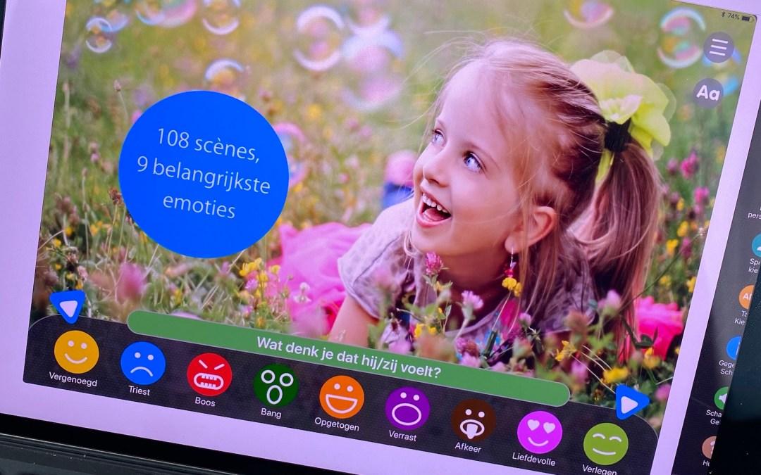 Vandaag Gratis App: Our Feelings – Bespreek gevoelens met kinderen