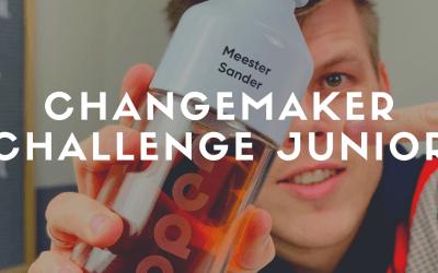 Leraren bovenbouw opgelet! De Dopper Changemaker Challenge Junior is weer open!