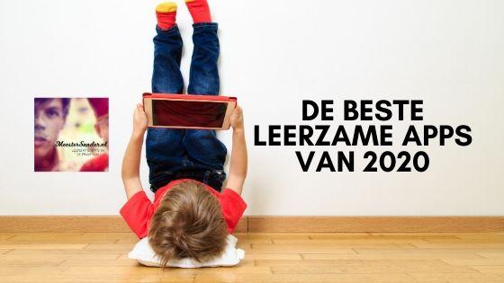 De beste leerzame apps en websites van 2020