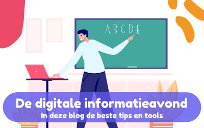 De beste tools om een digitale informatieavond te organiseren