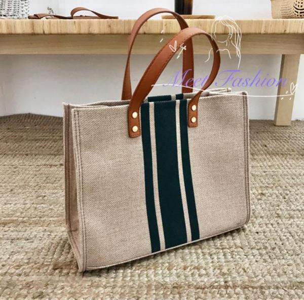 帆布購物袋 Canvas Tote Bag