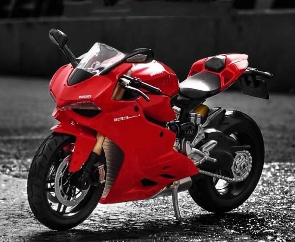 Ducati 1199 Panigale 杜卡迪 1199【 比例 1:12 】