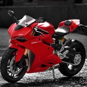 Ducati 1199 Panigale 杜卡迪 1199 電單車【 比例 1:12 】