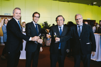 Fira de Barcelona et GL events signent un accord de collaboration stratégique international