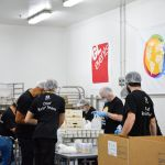 The CCIB and World Central Kitchen join forces to produce 5,000 meals per day for those most in need