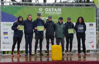 Solidary success of the CCIB in Trailwalker 2017