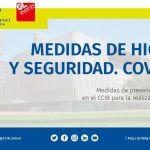Medidas de higiene y seguridad. COVID-19