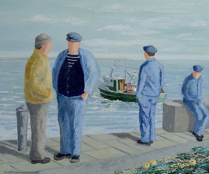 Le départ - Fishermen