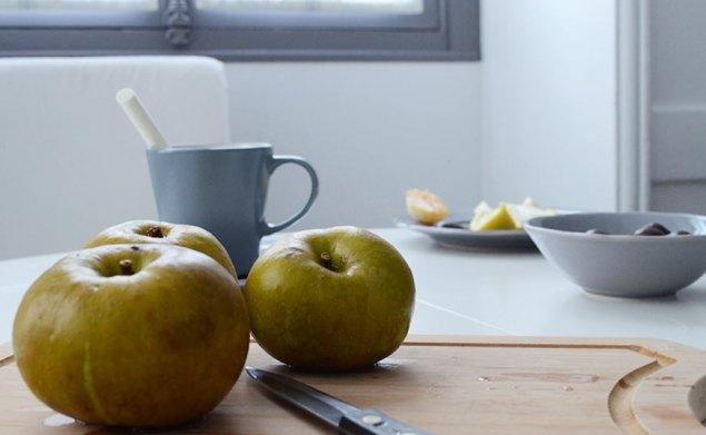 histoires de pommes
