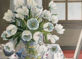 Les tulipes blanches