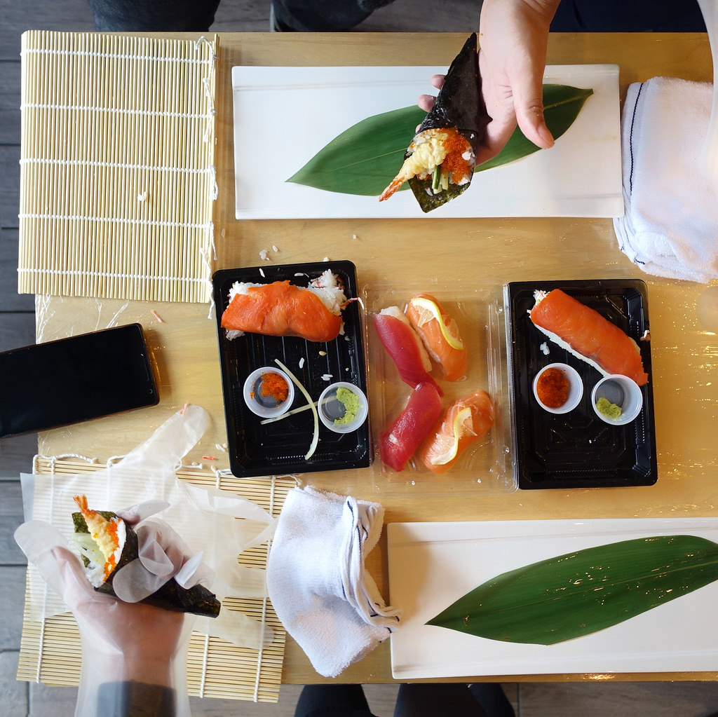 In Pictures: Sushi-Making at Ebisu, Toronto + Get your Free Ramen