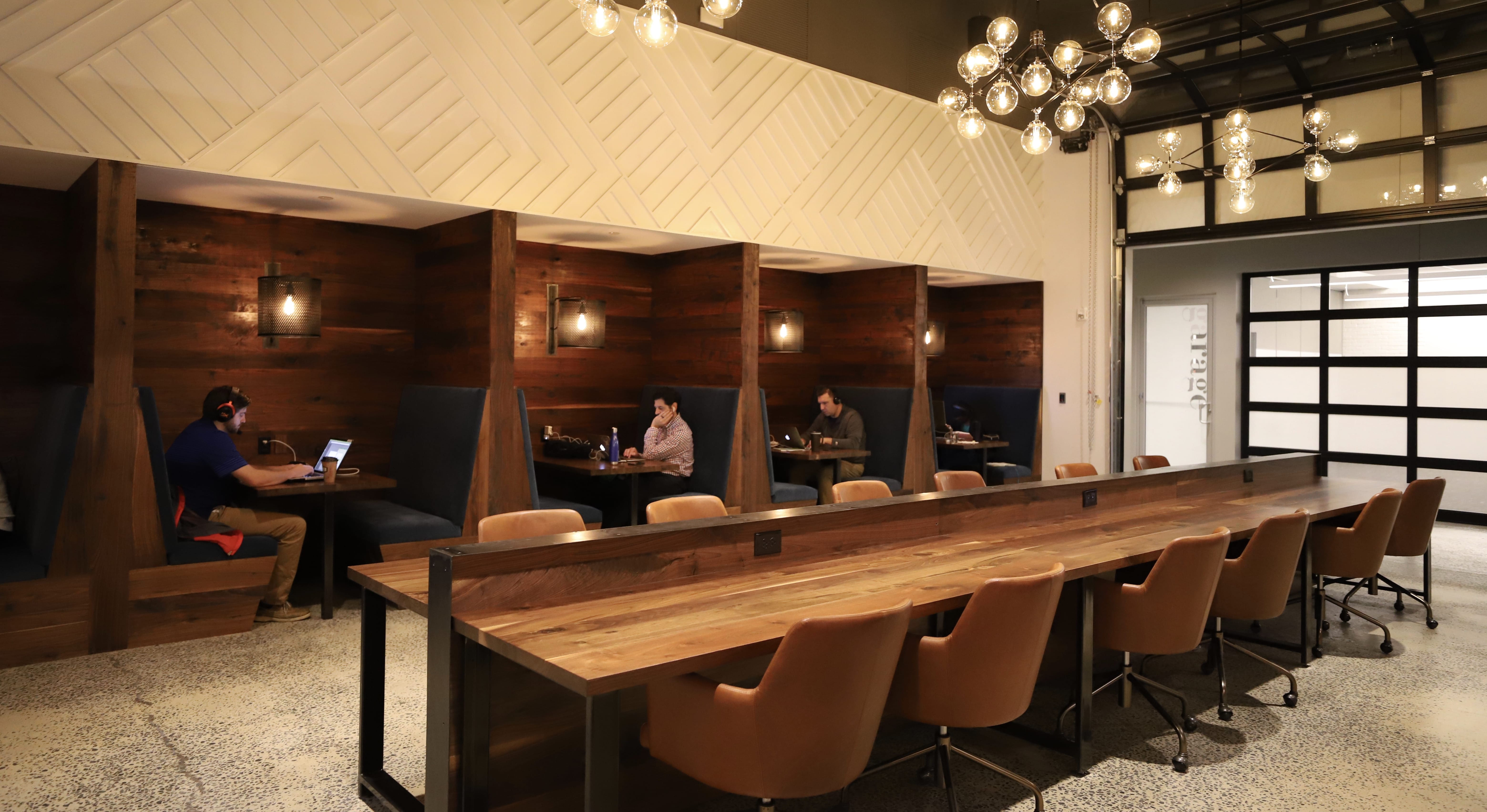 Atlanta Shared Office Space Locations- Roam Innovative Workplace