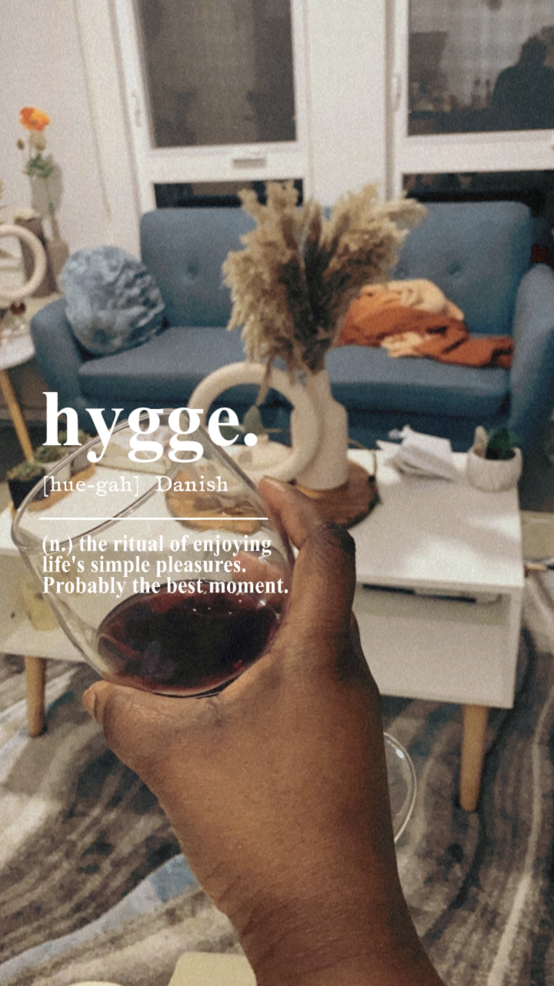 How To Create A Hygee Living Room