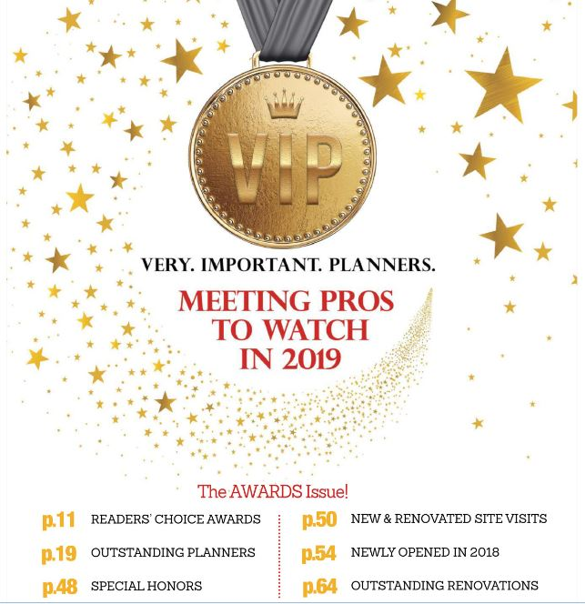 3 Meeting Expectations Planners Named 2019 Meeting Professionals to Watch