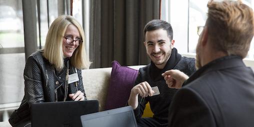 Meeting Expectations association management team creates emerging leaders program