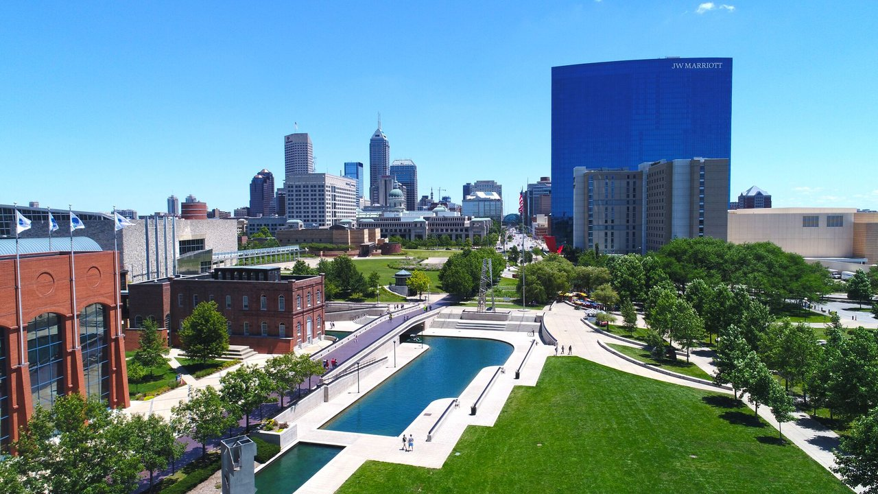 Indy Landscape