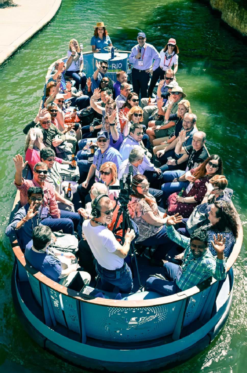 Riverboat Talks