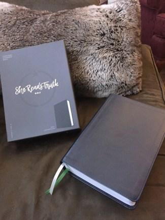 SRT Bible Unboxed