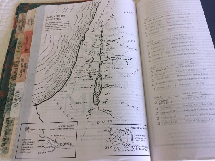 SRT Samuel Map