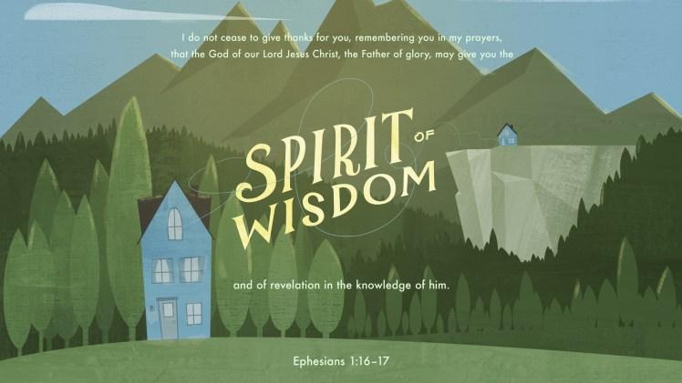 Spirit of Wisdom