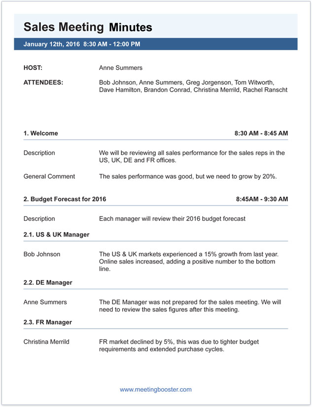 robert s rules of order meeting minutes - Fast.lunchrock.co