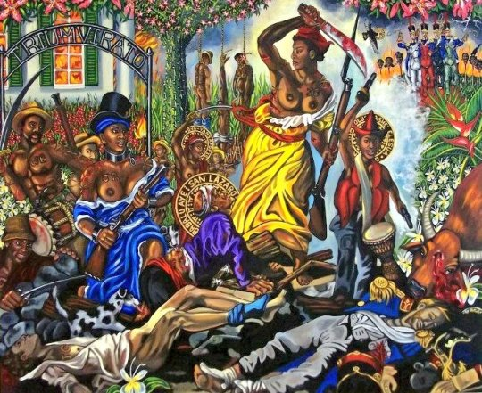 Enslaved African women who led revolutions