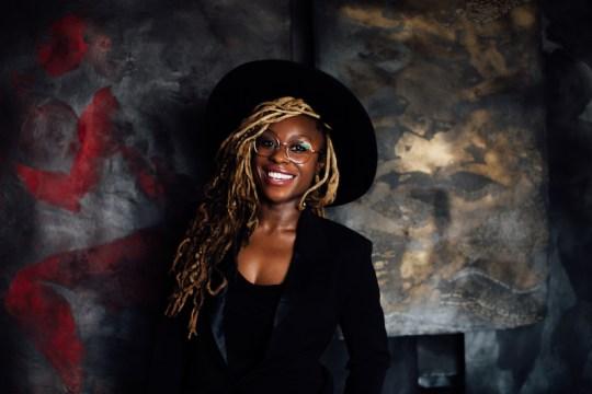 Adelaide Damoah (Image courtesy of the artist and by Jennifer Moyes)