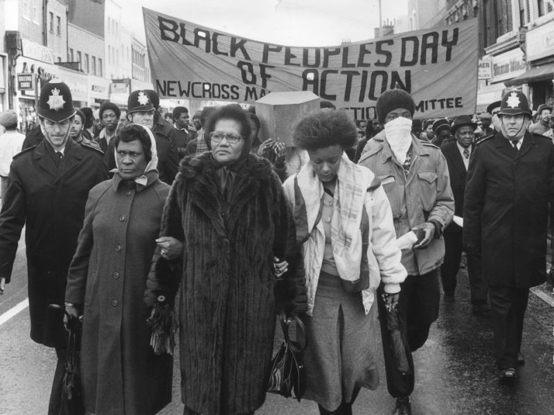 Black Peoples Day of Action
