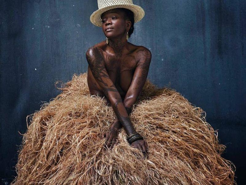 Laurence Sessou Tattoo -scarification