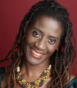 Writer, editor and publisher Kadija Sesay
