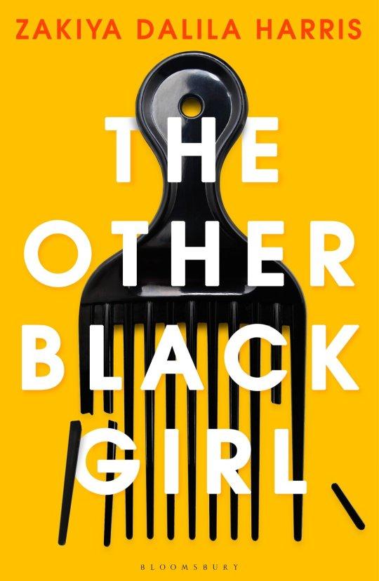 Book Cover: The Other Black Girl by Zakiya Dalila Harris