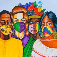 Illustration by Feminismo Comunitario