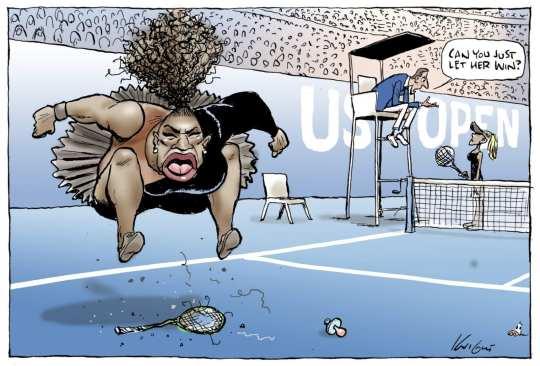 Naomi Osaka and the Policing of Black Female Athletes