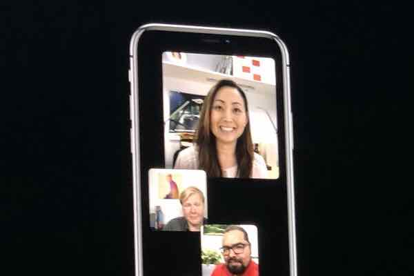 FaceTime Video Conference