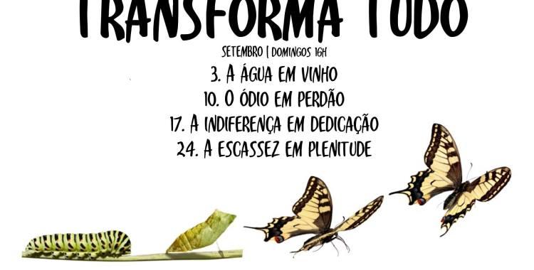 Transforma tudo