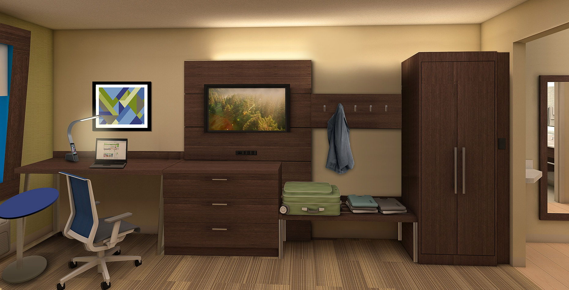 Guest Room 3  Formula Blue SRD Vendor Pricing