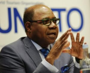 Montego Bay Declaration presented at UNWTO Conference in Switzerland by Bartlett