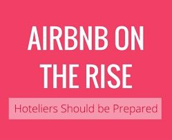 Imminent danger for major hotel groups facing Airbnb and Boutique Hotels